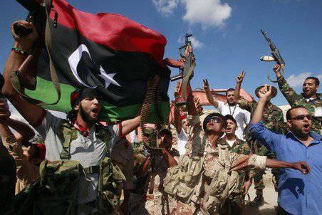 """""""我们想要摧毁属于卡扎菲的一切"""""""