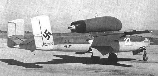 Return to the homeland of the fighter He-162