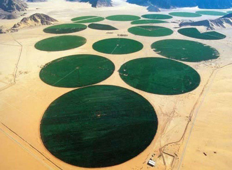 Грандиозный водный проект Каддафи