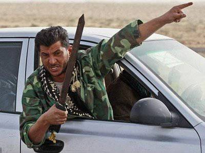 In Libya, killed by the CIA. Intelligence will get into the media