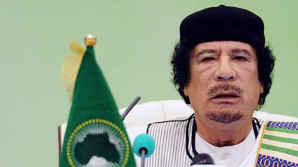 Kadhafi pourrait proclamer un Etat indépendant dans le sud de la Libye