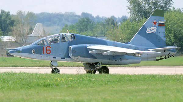 Су-25УТГ - учебно-тренировочный самолёт на базе учебно-боевого штурмовика Су-25УБ; отличается от него отсутствием...
