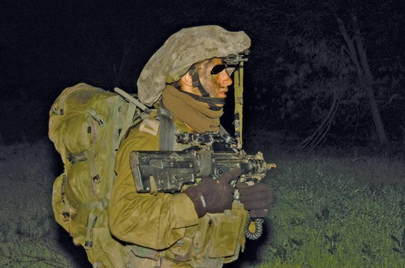 "İsrail özel kuvvetleri ""Egoz"""