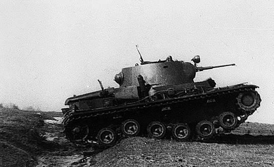 俄罗斯和苏联的不寻常的坦克。 T-111 1938 g