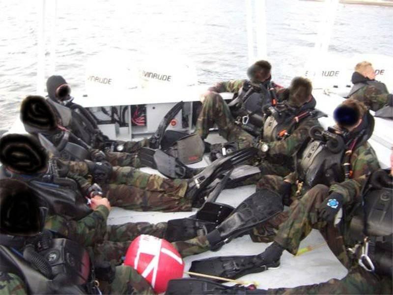 """Элитные силы российского спецназа, ГРУ """"Дельфин"""""""