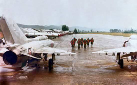 Rusting North Korean Air Force