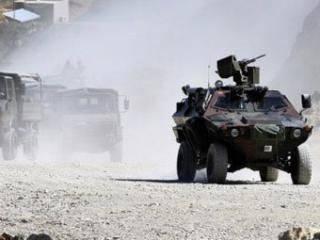 土耳其坦克入侵伊拉克