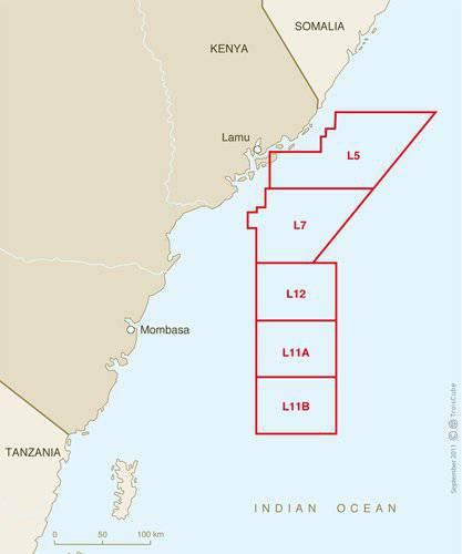 L'armée kényane mène une opération militaire en Somalie