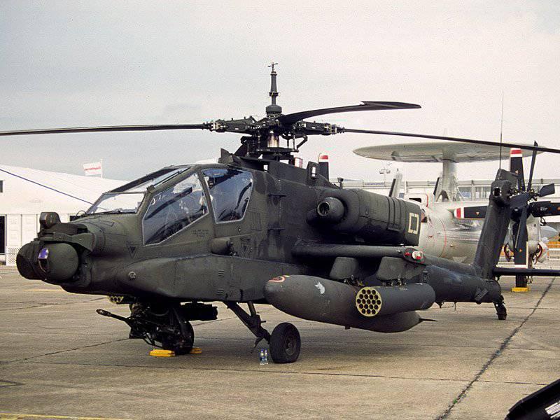 "India preferred ""Apache"" to ""Night Hunter"""