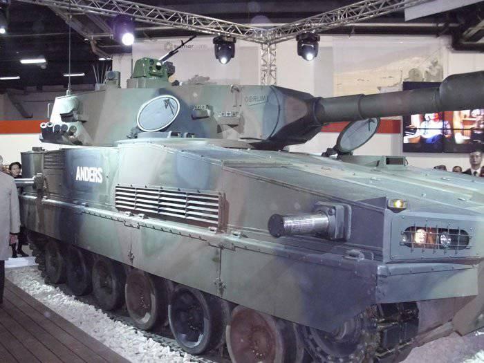Doğu Avrupa'dan Zırhlı Platform