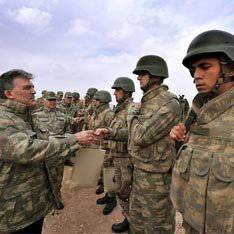 Ankara denies invasion of Iraq