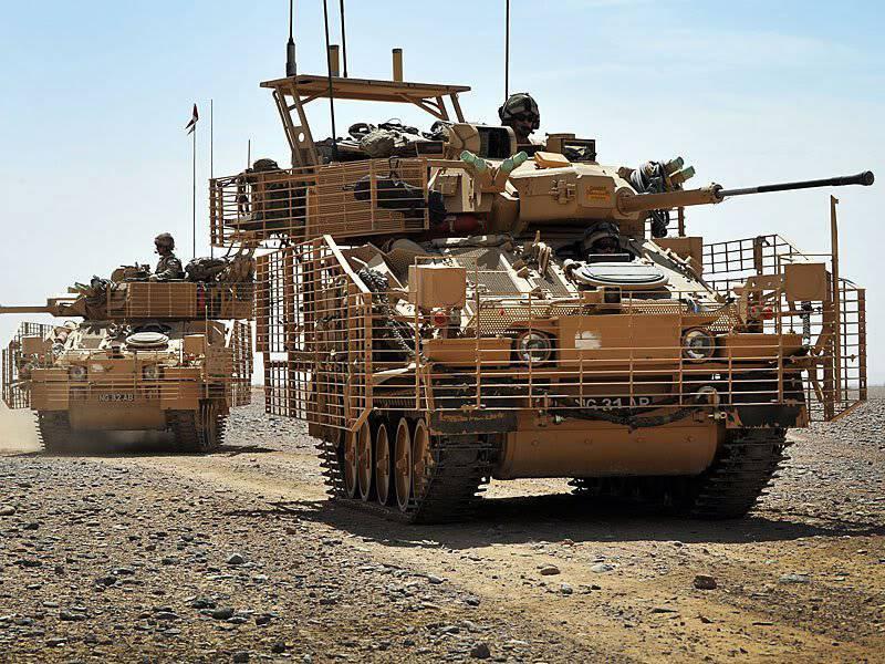Armored Scorpions UK