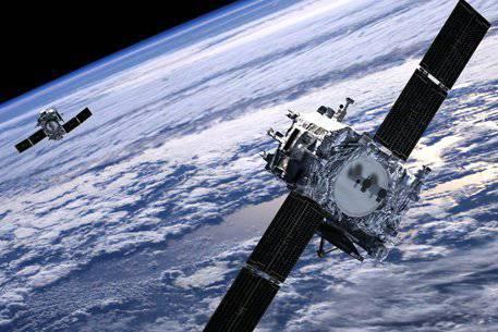 Les Etats-Unis ont découvert dans l'espace un satellite espion russe