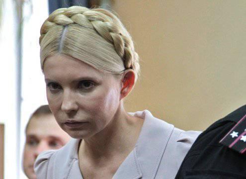 Tymoshenko's condemnation and the Eurasian choice of Ukraine. Poll
