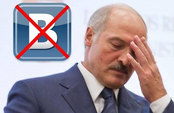 La révolution Internet est annulée en Biélorussie