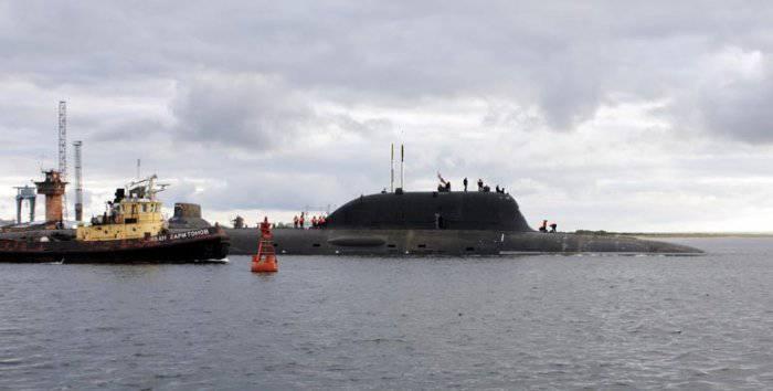 Problems of the Russian fleet