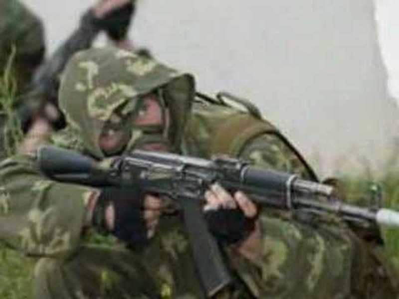 GRU spetsnaz रूसी सैनिकों की कुलीन है: जन्म से ...