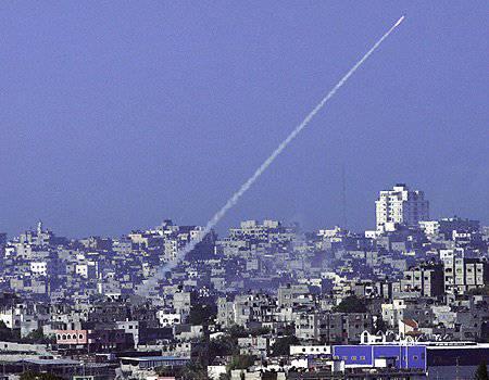 铁圆顶击倒了巴勒斯坦人的道德观