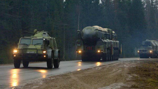 Il numero di consegne di attrezzature tecniche alle forze strategiche missilistiche è aumentato di 3 volte