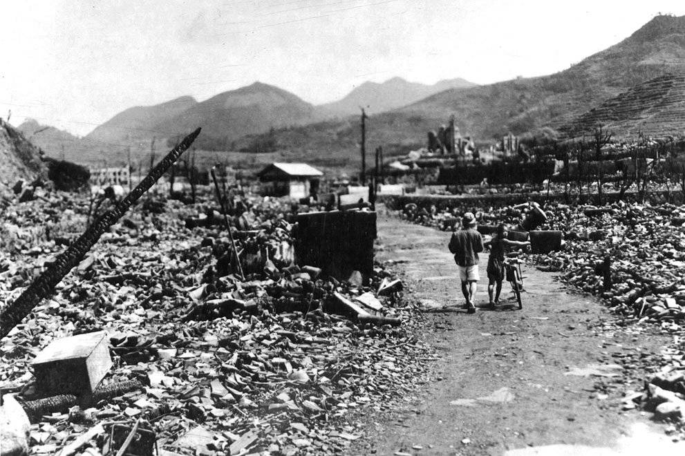 the country of japan after world war two Because of the two countries  the united states established diplomatic relations with japan in 1858 during world war  department of state japan country.