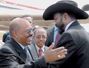 उत्तर और दक्षिण सूडान युद्ध की कगार पर