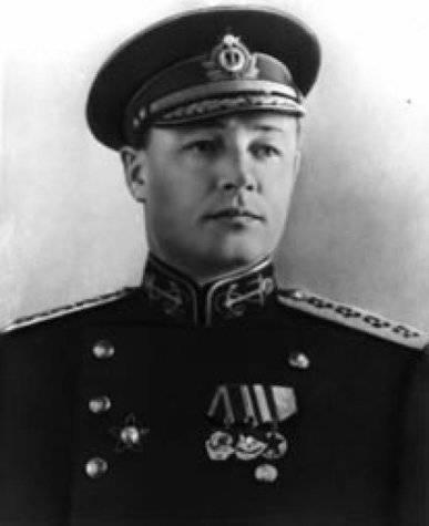 Не сломленный адмирал Кузнецов Н.Г.