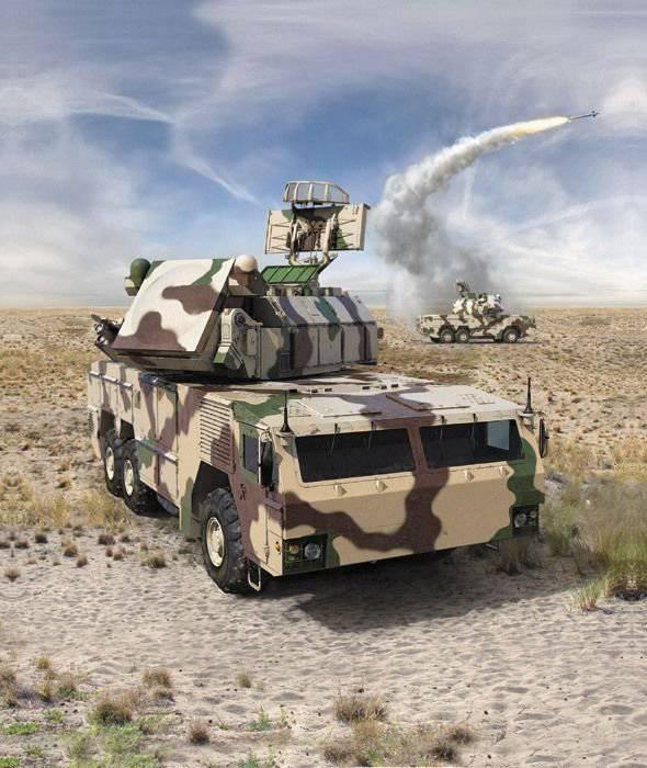 """Geometria del missile antiaereo: """"Tor-M2E"""""""