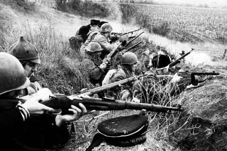 Враг разобьёт свой череп. Севастополь, осень 1941-го