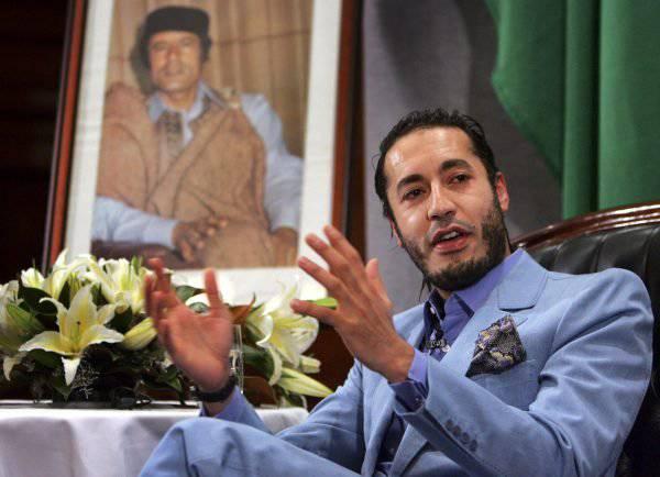 Libia insiste en que Níger cambie su decisión sobre el asilo político para el hijo de Gadafi