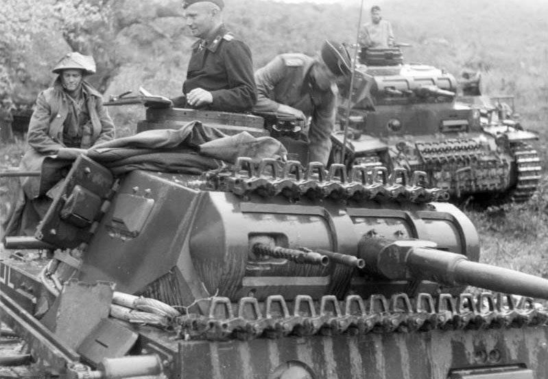 1941 год сколько танков было у гитлера