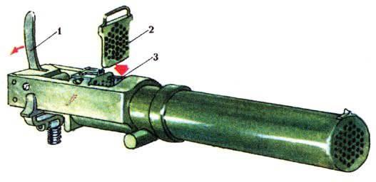 Many barrels - many bullets