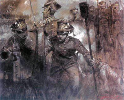 27 ноября день морской пехоты россии