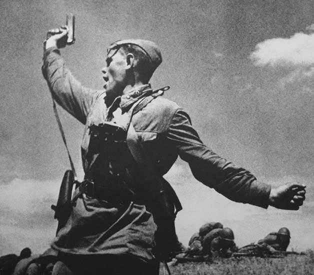 """К 70-летию контрнаступления, как был укрощён """"Тайфун"""""""
