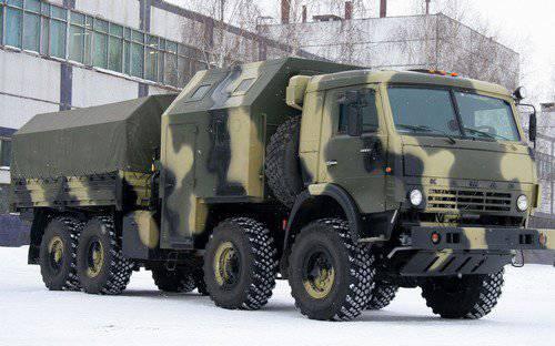 Truppen des Central Military District erhielten weitere 700-Fahrzeuge