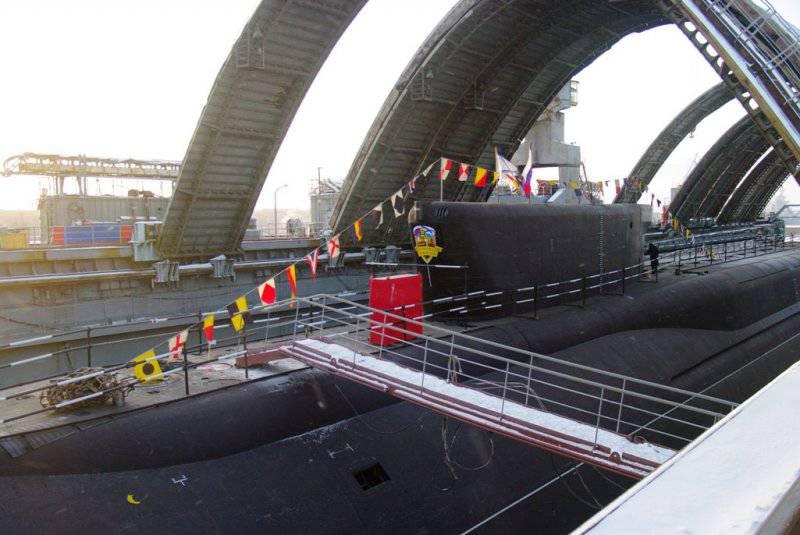 Военно-морскому флоту «подсунули» бракованные субмарины
