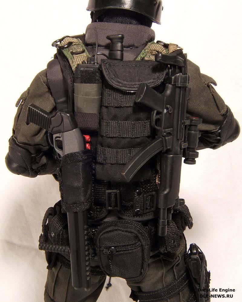 ST6: आतंकवाद विरोधी टीम