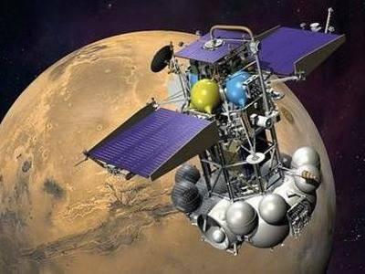 """Gli esperti hanno messo in dubbio la notizia del collasso """"Phobos"""""""