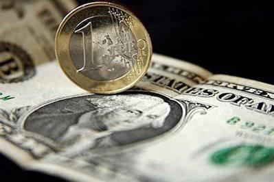 ドルとユーロが理由で上がる
