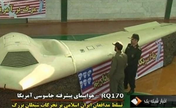L'Iran non intende restituire droni abbattuti negli Stati Uniti