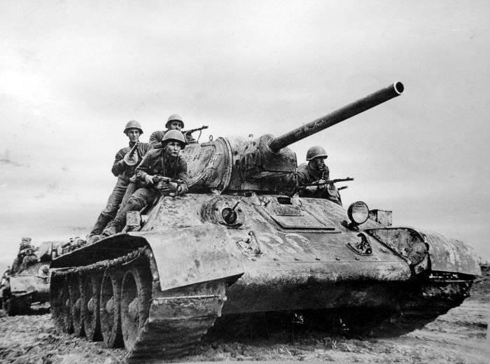 1941年:坦克部队的无声恐怖