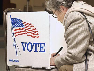 Жульничество на выборах. В США!