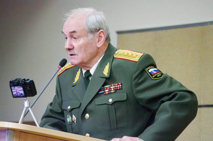 Leonid Ivashov intende continuare a combattere