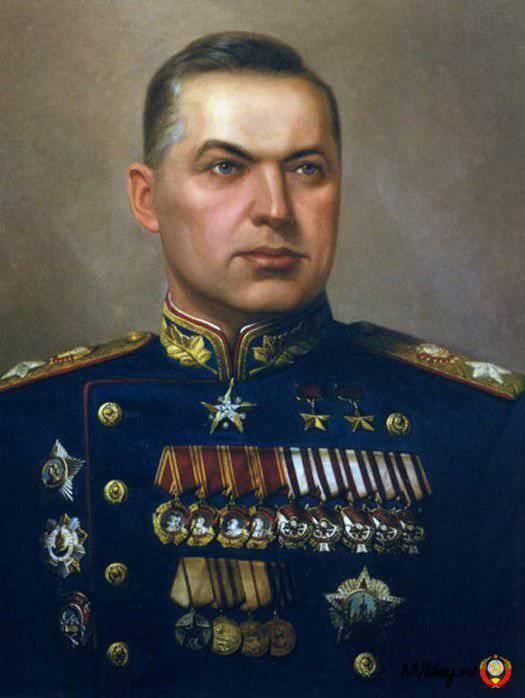 115 eseguito dalla nascita del maresciallo dell'Unione Sovietica Konstantin Konstantinovich Rokossovsky