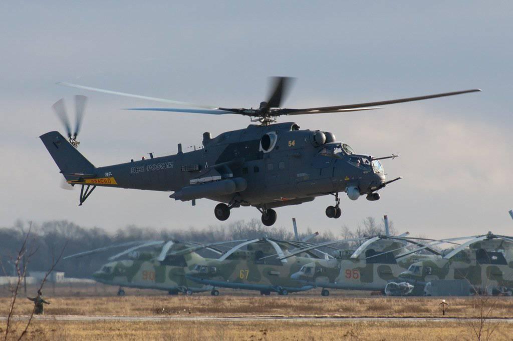 El pasado reciente y el futuro cercano de la Fuerza Aérea Rusa.