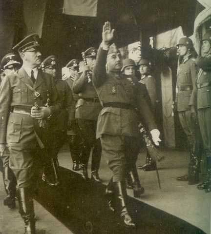 Почему Гитлер не захватил Гибралтар и Суэц. Роковая ошибка фюрера