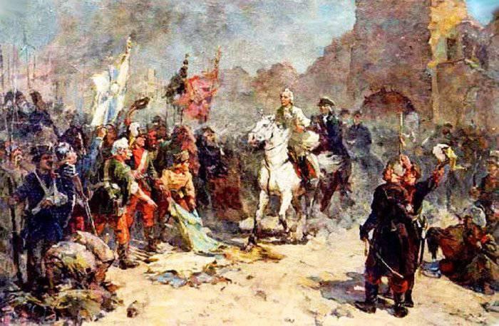 Сегодня День воинской славы России — День взятия крепости Измаил