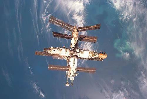 """Зачем затопили орбитальную станцию """"МИР""""?"""