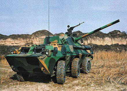 New ground artillery weapons