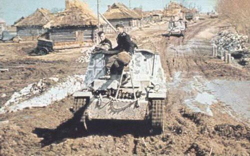 Противотанковые САУ Германии времен войны (часть 2) – семейство Marder