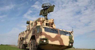 Беларуси поставили зенитные комплексы, типа «Тор-М2»